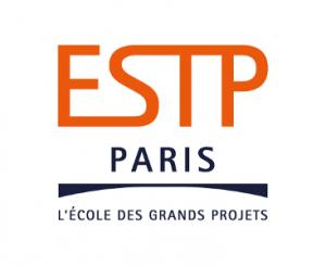 Logo ESTP Paris L'école des grands projets
